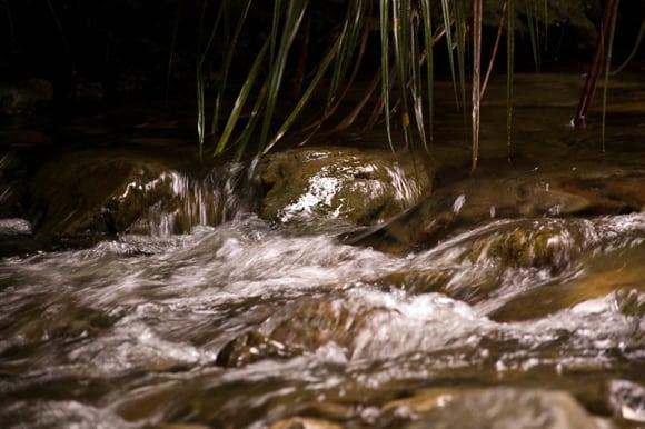 Stream flow