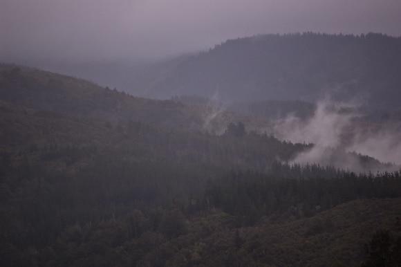 Smoke and mists