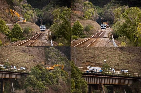 Kiwi rail rescue