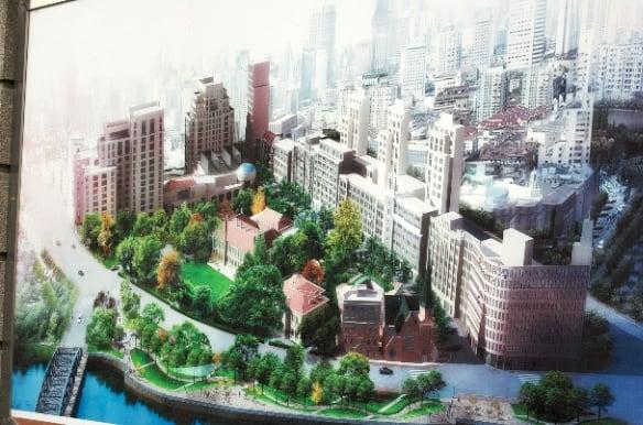 Vision for Shanghai
