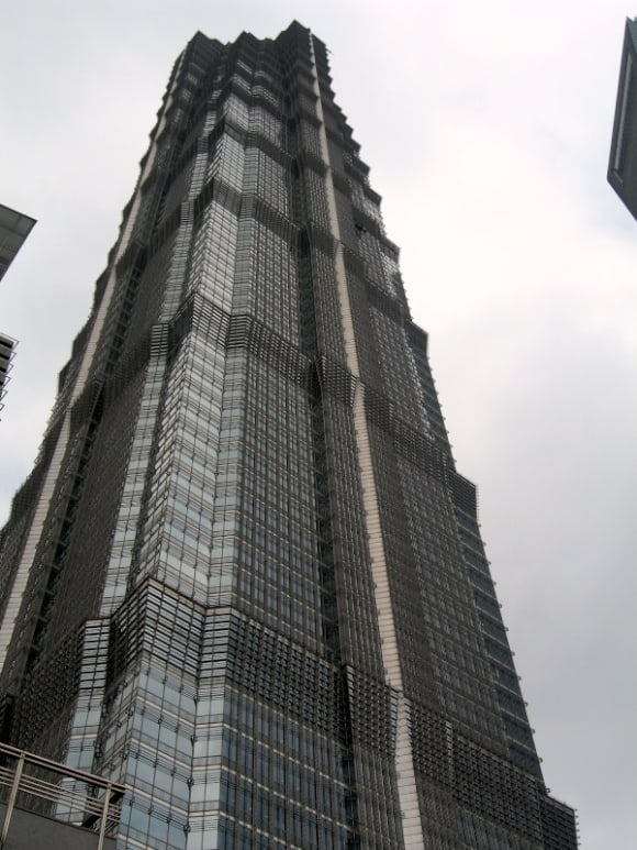 Jin Mao Tower