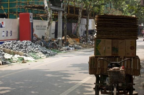 Recycling run