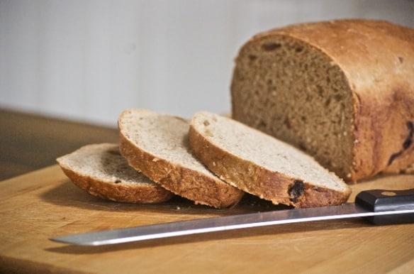 Raisin and Cinammon Toast