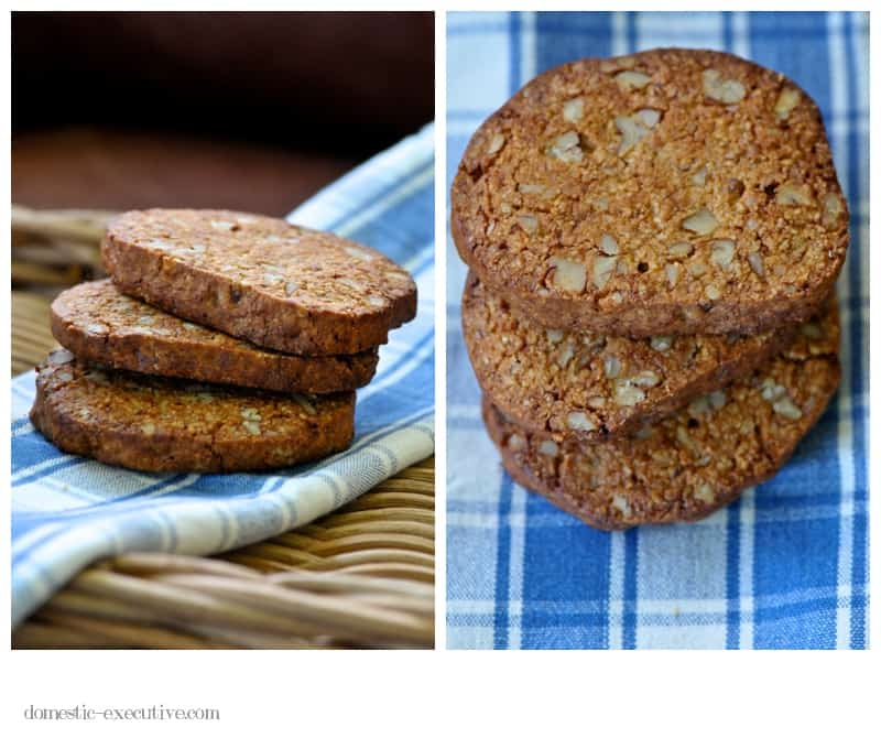 Pecan Cookie 074