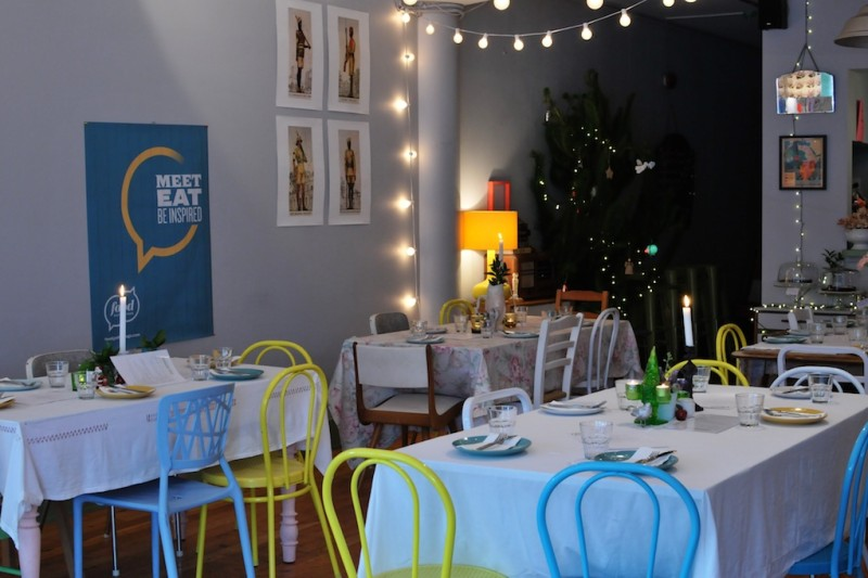 Food Gatherings – we're up and running
