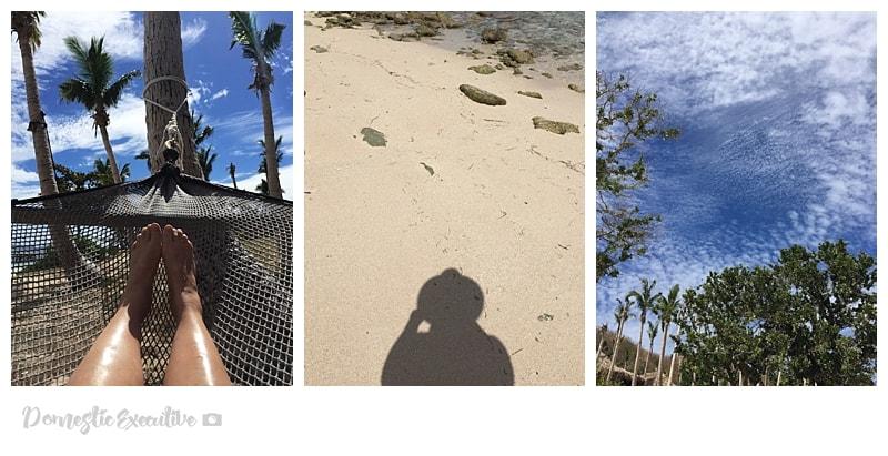 Fiji selfies